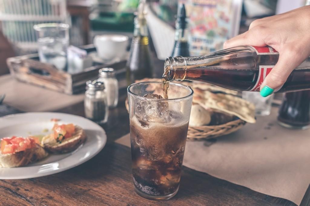 minder frisdrank drinken