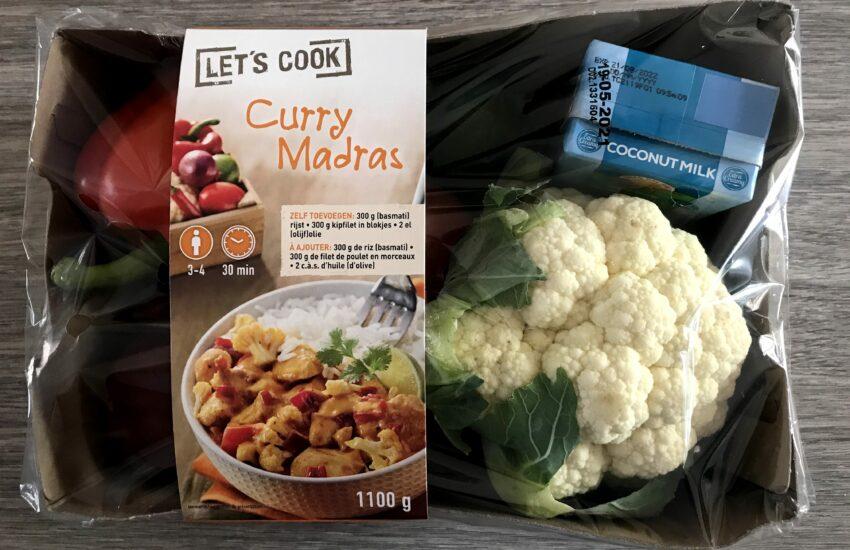curry madras verspakket lidl