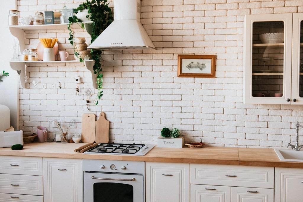 hoe maak je de keuken mooi en gezellig