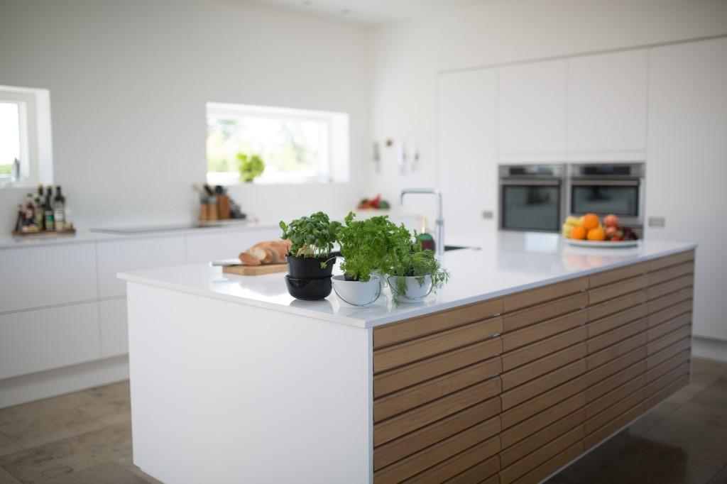 keuken gezellig maken