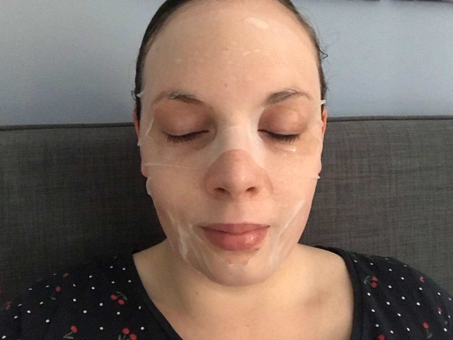 simple sheet mask review