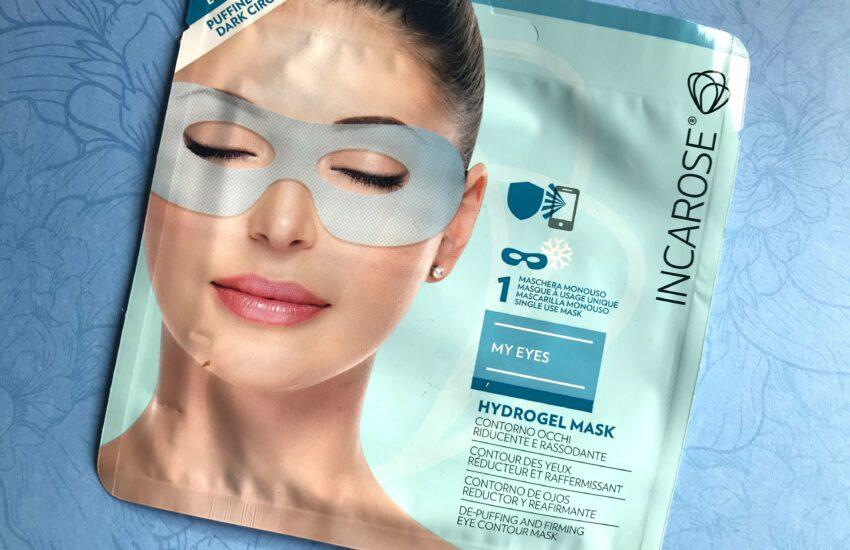 incarose my eyes hydrogel mask