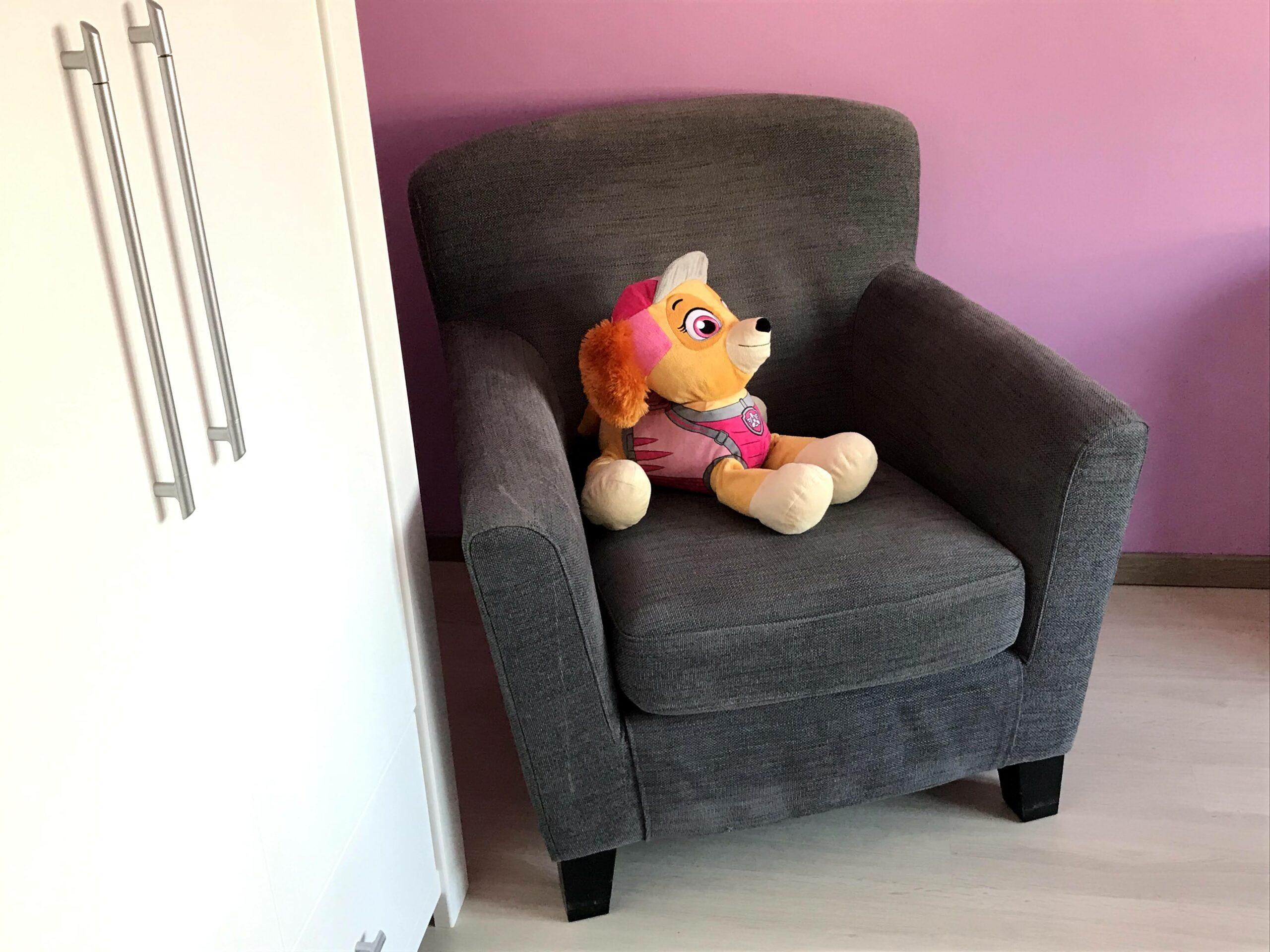 kinderkamer zetel