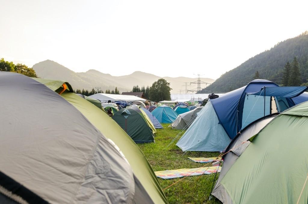 wat heb je nodig voor eerste keer kamperen