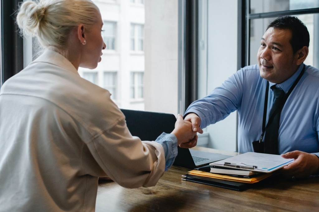 zelfvertrouwen sollicitatiegesprek