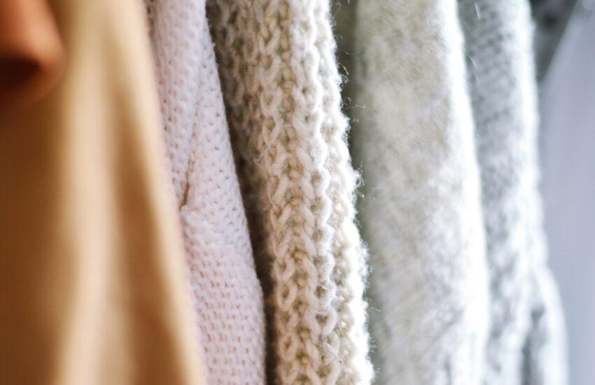 hoe houd je een wollen trui mooi