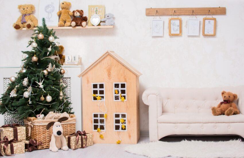 kinderkamer kerstproof