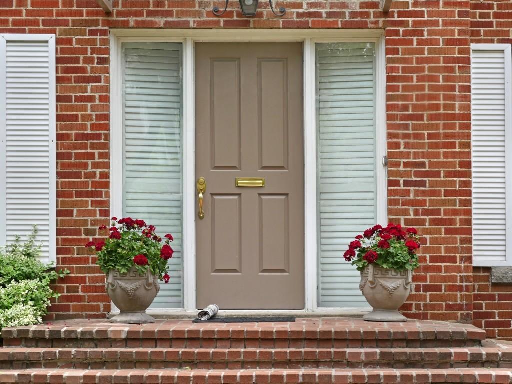 kunststof voordeuren