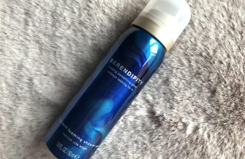 rituals serendipity foaming shower gel
