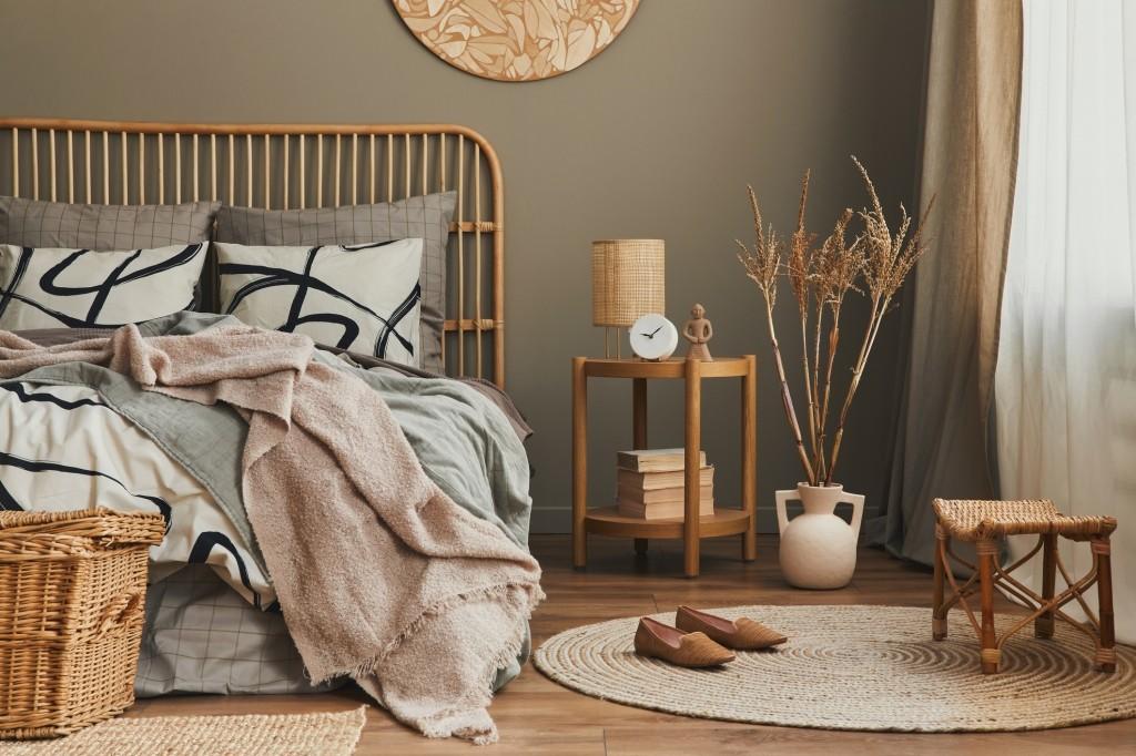 tapijt in slaapkamer