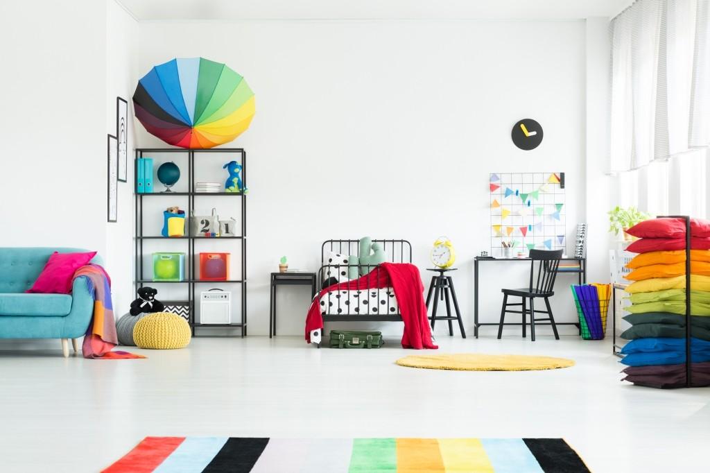 tapijt kinderkamer